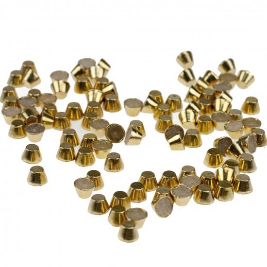 Koronka gipiurowa biała KRG2529 szerokość 125mm długość 15yrd