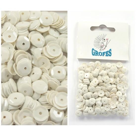 Kreda woskowa biała - 50 sztuk